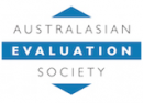 Australasian Evaluation Society (logo)