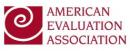 American Evaluation Assiciation (logo)