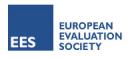 European Evaluation Society (logo)